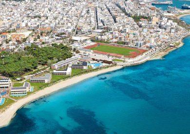 ALEXANDROUPOLIS | Grčka hoteli | Letovanje |