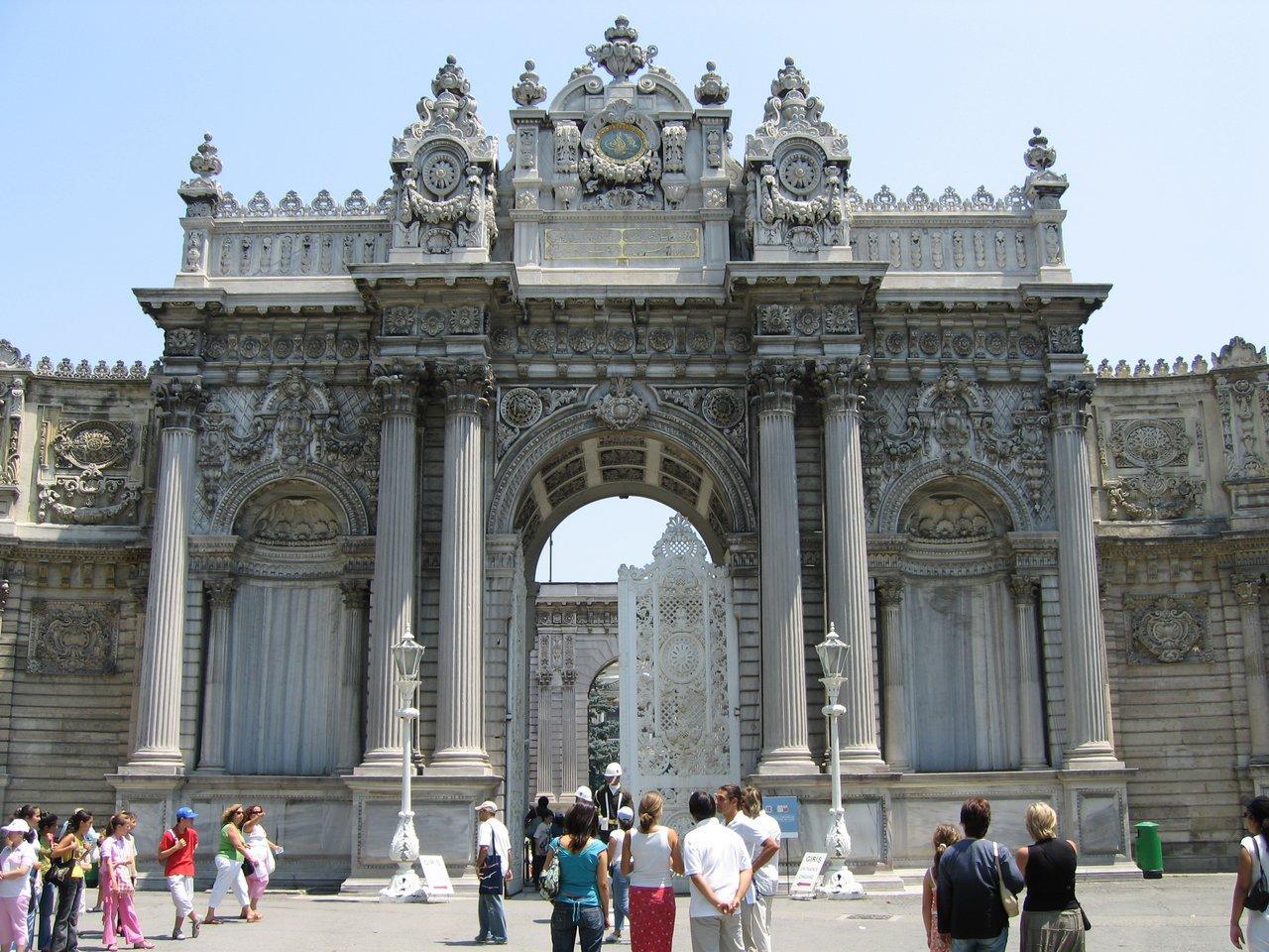Obilazak Dolmabahče palate