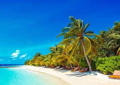 MALDIVI | Daleka putovanja | Avionom |