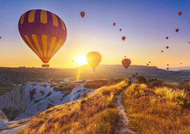 TURSKA | Kapadokija | Velika Turska tura |