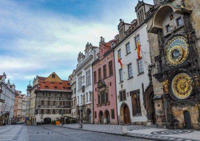 PRAG   Putovanja   Češka autobusom