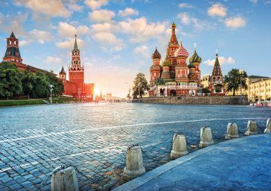 RUSIJA | Moskva | St Peterburg | Avio Aranžmani